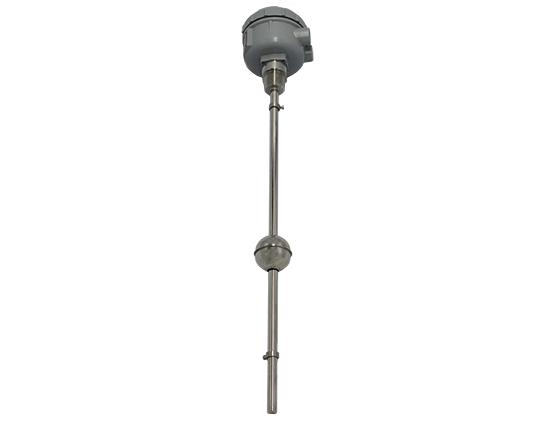 Chave de nível por acoplamento magnético
