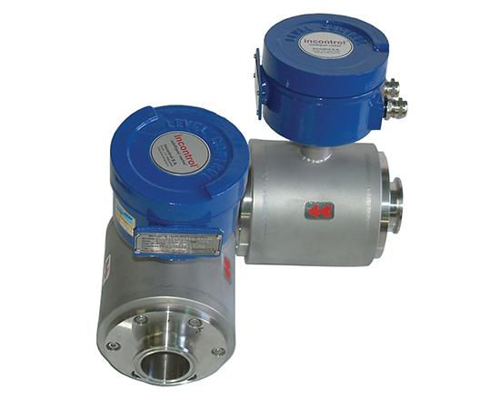 Medidor de Vazão Eletromagnético Sanitário