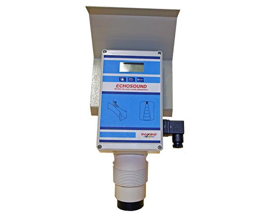 Medidor ultrassônico compacto