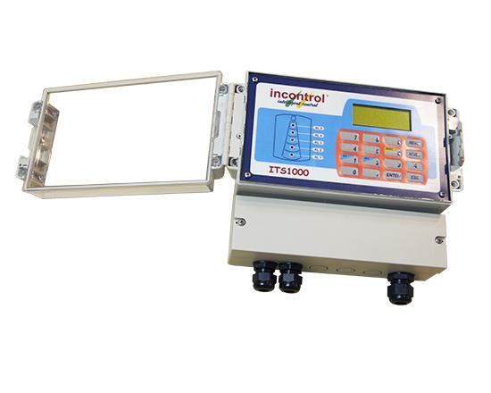 Medidor ultrassônico de nível