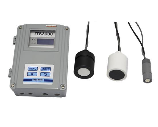 Medidor ultrassônico de vazão e de nível